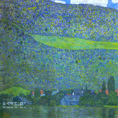 The Museum Outlet - Unterach at the Attersee by Klimt