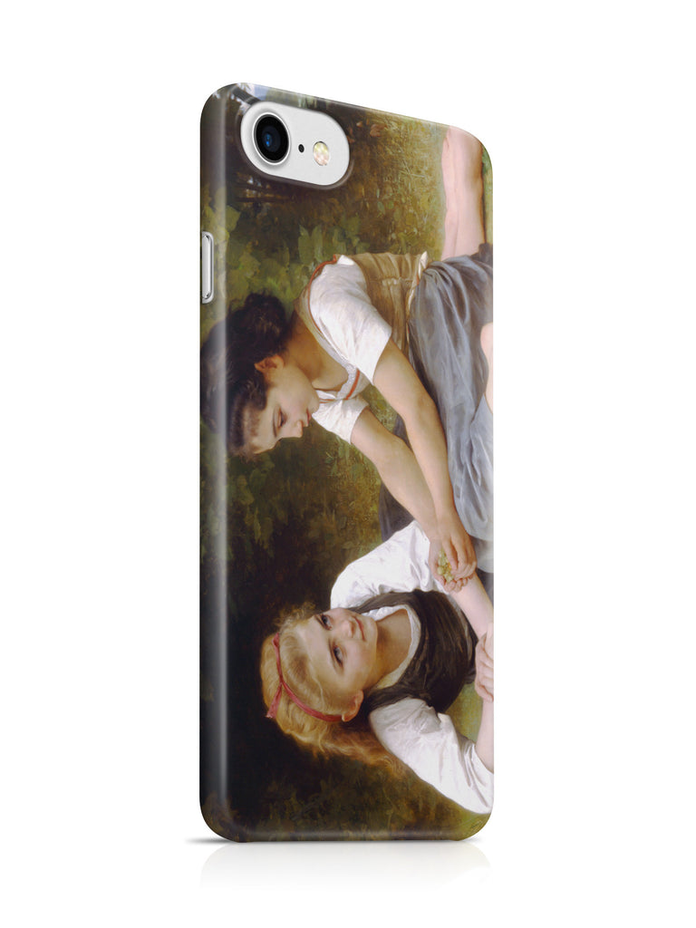 Vinteja Officially Licensed - Bouguereau - The nut gatherers - Curated Case Cover For IPHONE 7