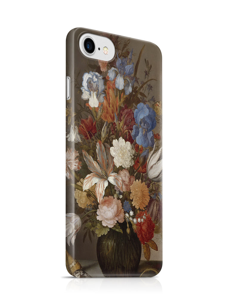 Vinteja Officially Licensed - Bouquet of flowers in a vase - Curated Case Cover For IPHONE 7