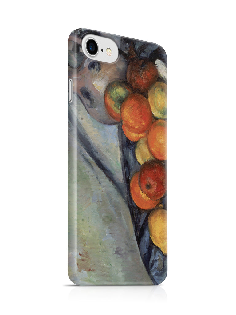 Vinteja Officially Licensed - Cezanne - Fruit and a Jug on a Table - Curated Case Cover For IPHONE 7