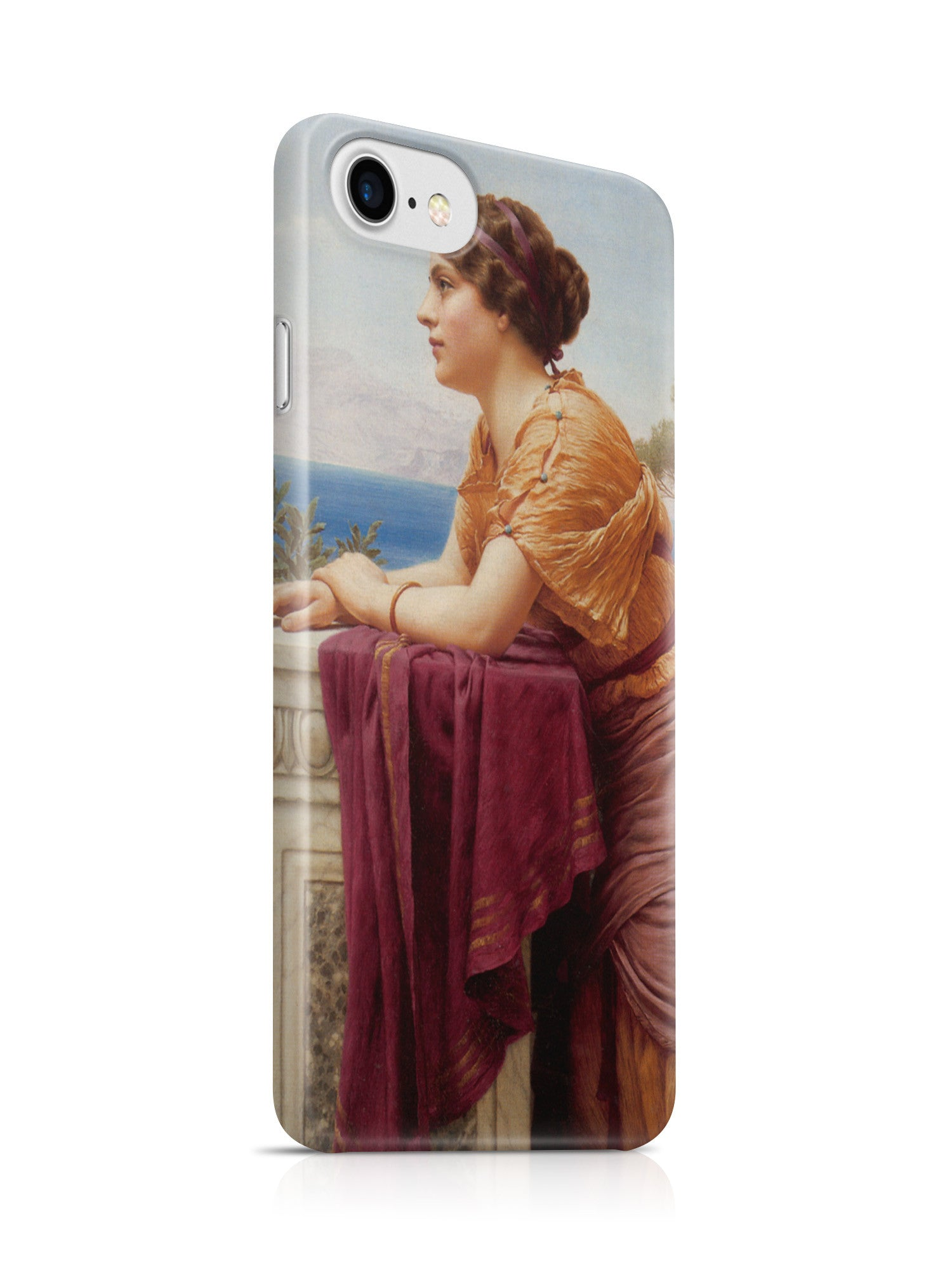 Vinteja Officially Licensed - Godward - The belvedere - Curated Case Cover For IPHONE 7