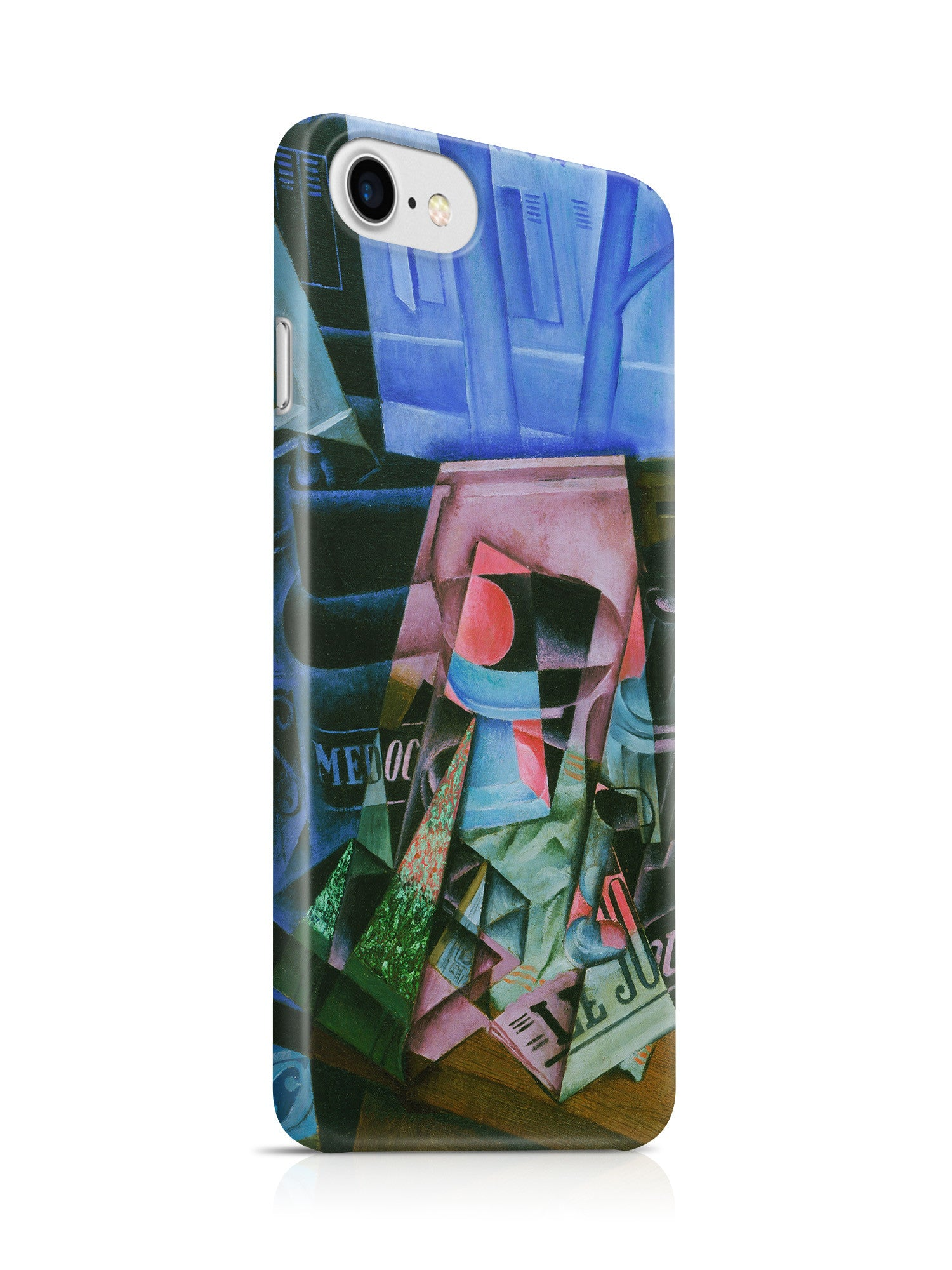 Vinteja Officially Licensed - Juan Gris - Still Life before an Open Window - Curated Case Cover For IPHONE 7