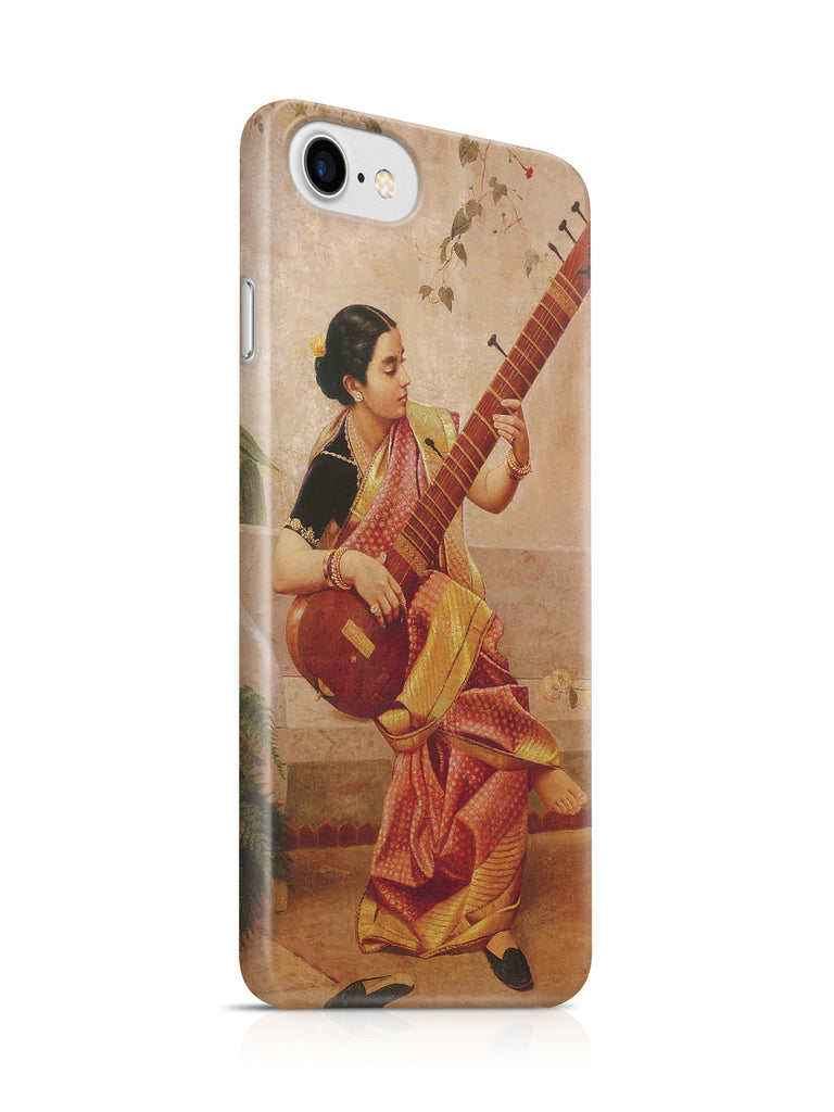 Vinteja Officially Licensed - Kadambari - Raja Ravi Varma - Curated Case Cover For IPHONE 6/6S