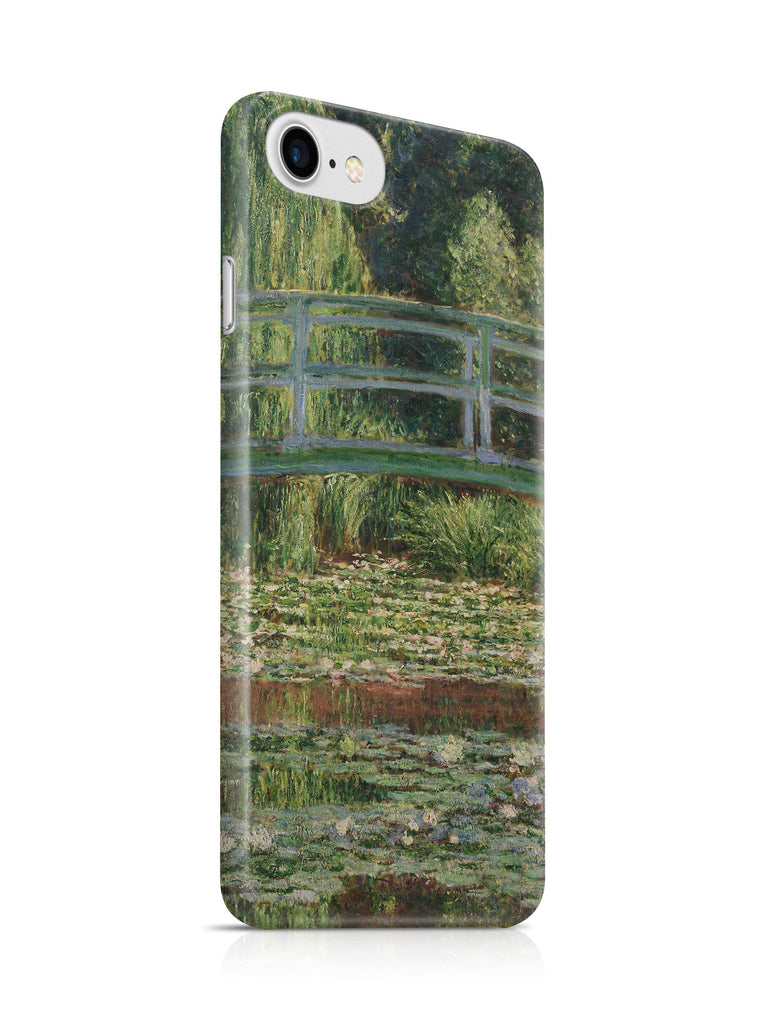 Vinteja Officially Licensed - Monet - Japanese Footbridge, Giverny - Curated Case Cover For IPHONE 6/6S