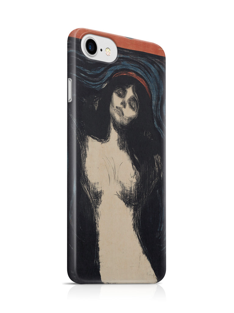 Vinteja Officially Licensed - Munch - Madonna 2 - Curated Case Cover For IPHONE 7