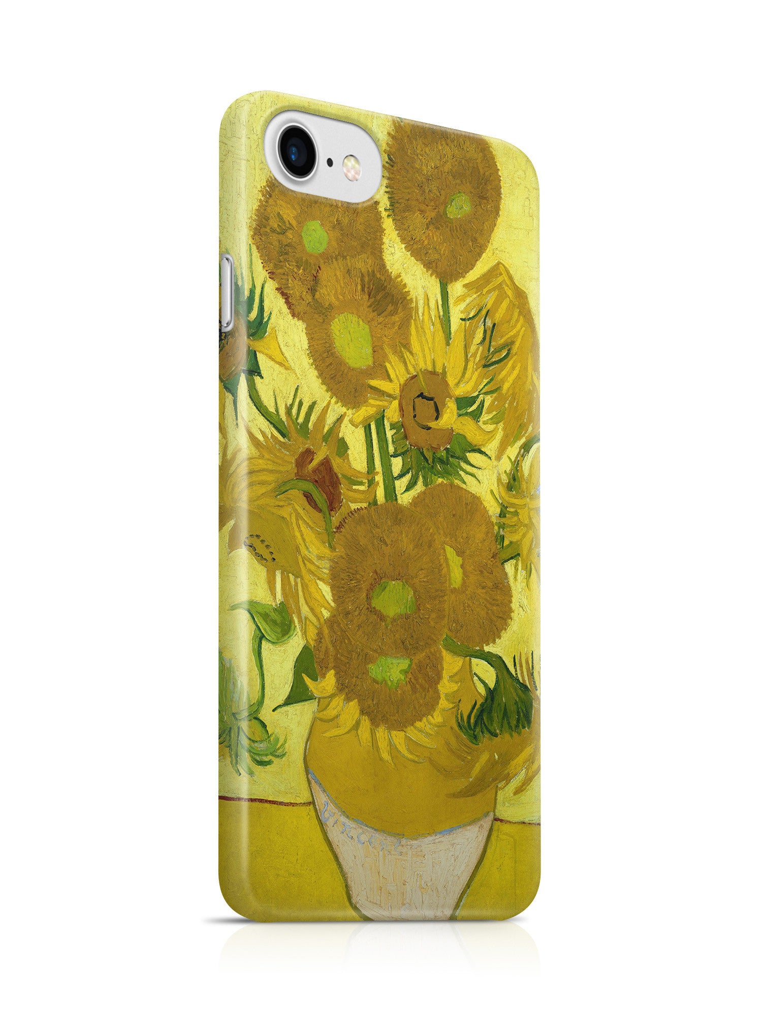 Vinteja Officially Licensed - Van Gogh - Another vase of sunflowers - Curated Case Cover For IPHONE 7