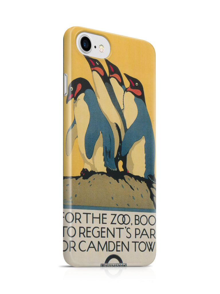 Vinteja Officially Licensed - Zoo (1921) - Curated Case Cover For IPHONE 6/6S