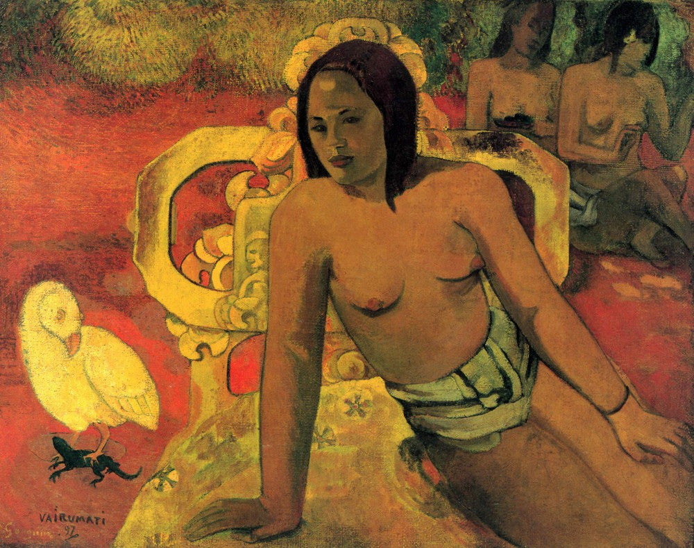 The Museum Outlet - Vairumati by Gauguin