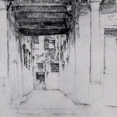 The Museum Outlet - Venetian Court by Whistler