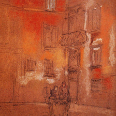 The Museum Outlet - Venetian Courtyard by Whistler
