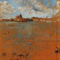 The Museum Outlet - Venetian scene by Whistler