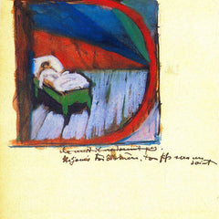 The Museum Outlet - Vignette 'D' by Franz Marc