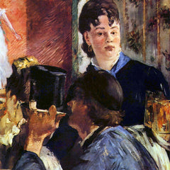 The Museum Outlet - Waitress by Edouard_Manet