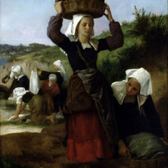 The Museum Outlet - Washerwomen of Fouesnant