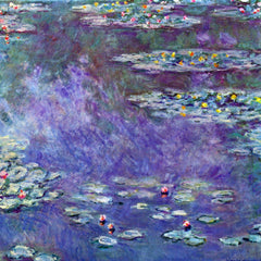 The Museum Outlet - Water Lily Pond #3 by Monet