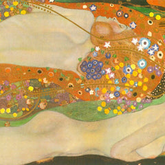 The Museum Outlet - Water snakes (friends) II by Klimt