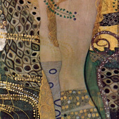 The Museum Outlet - Water snakes (friends) I by Klimt
