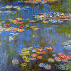 The Museum Outlet - Waterlillies by Monet
