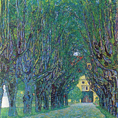 The Museum Outlet - Way to the Park by Klimt