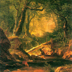 The Museum Outlet - White Mountains, New Hampshire 2 by Bierstadt