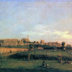 The Museum Outlet - Windsor Castle by Canaletto
