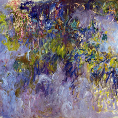 The Museum Outlet - Wisteria [1] by Monet
