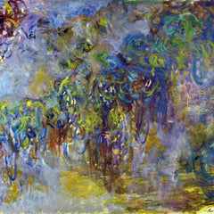 The Museum Outlet - Wisteria [2] by Monet