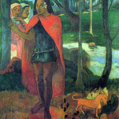 The Museum Outlet - Wizard of Hiva-Oa by Gauguin
