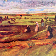 The Museum Outlet - Workers by Van Gogh