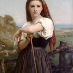 The Museum Outlet - Young Shepherdess