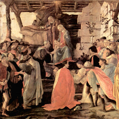 The Museum Outlet - Zanobi - Alter by Botticelli