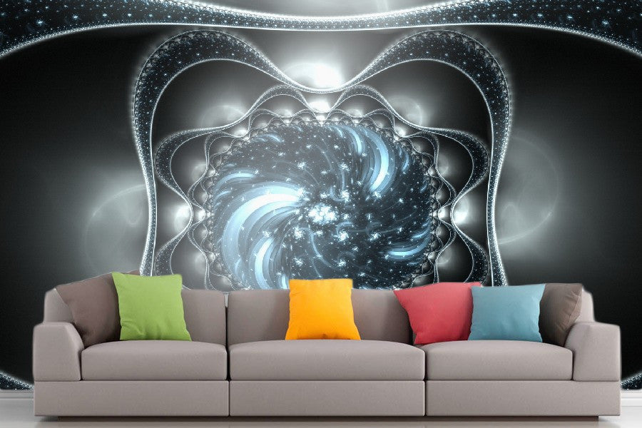 Roshni Arts - Curated Art Wall Mural - Nature Series - 1116 | Self-Adhesive Vinyl Furnishings Decor Wall Art