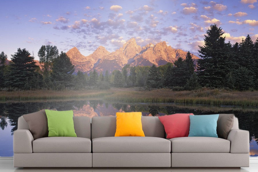 Roshni Arts - Curated Art Wall Mural - Nature Series - 983 | Self-Adhesive Vinyl Furnishings Decor Wall Art