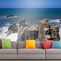 Roshni Arts - Curated Art Wall Mural - Nature Series - 20 | Self-Adhesive Vinyl Furnishings Decor Wall Art