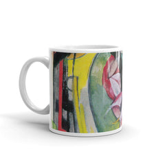 Small composition II by Franz Marc - Mug made in the USA - Vinteja Corporation