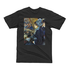 At the theatre by Renoir - Men's Short Sleeve T-Shirt - Vinteja Corporation