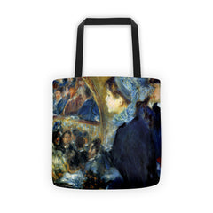 At the theatre by Renoir - Tote bag - Vinteja Corporation