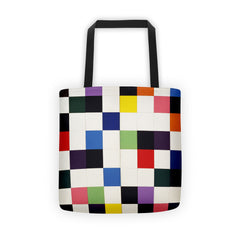 Ellsworth Kelly - Colors for a Large Wall - Tote bag - Vinteja Corporation