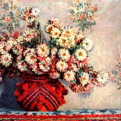 The Museum Outlet - still life chrysanthemums