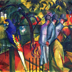 The Museum Outlet - zoological gardens by Macke