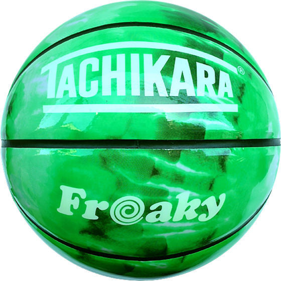 Freaky GREEN BASKETBALL