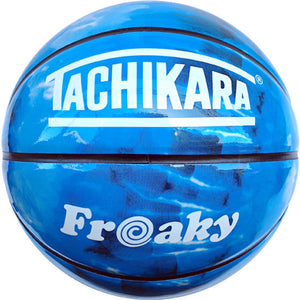 Freaky BLUE BASKETBALL
