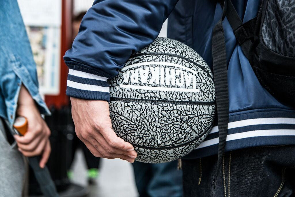 ORIGINAL LEATHER BASKETBALL - Elephant