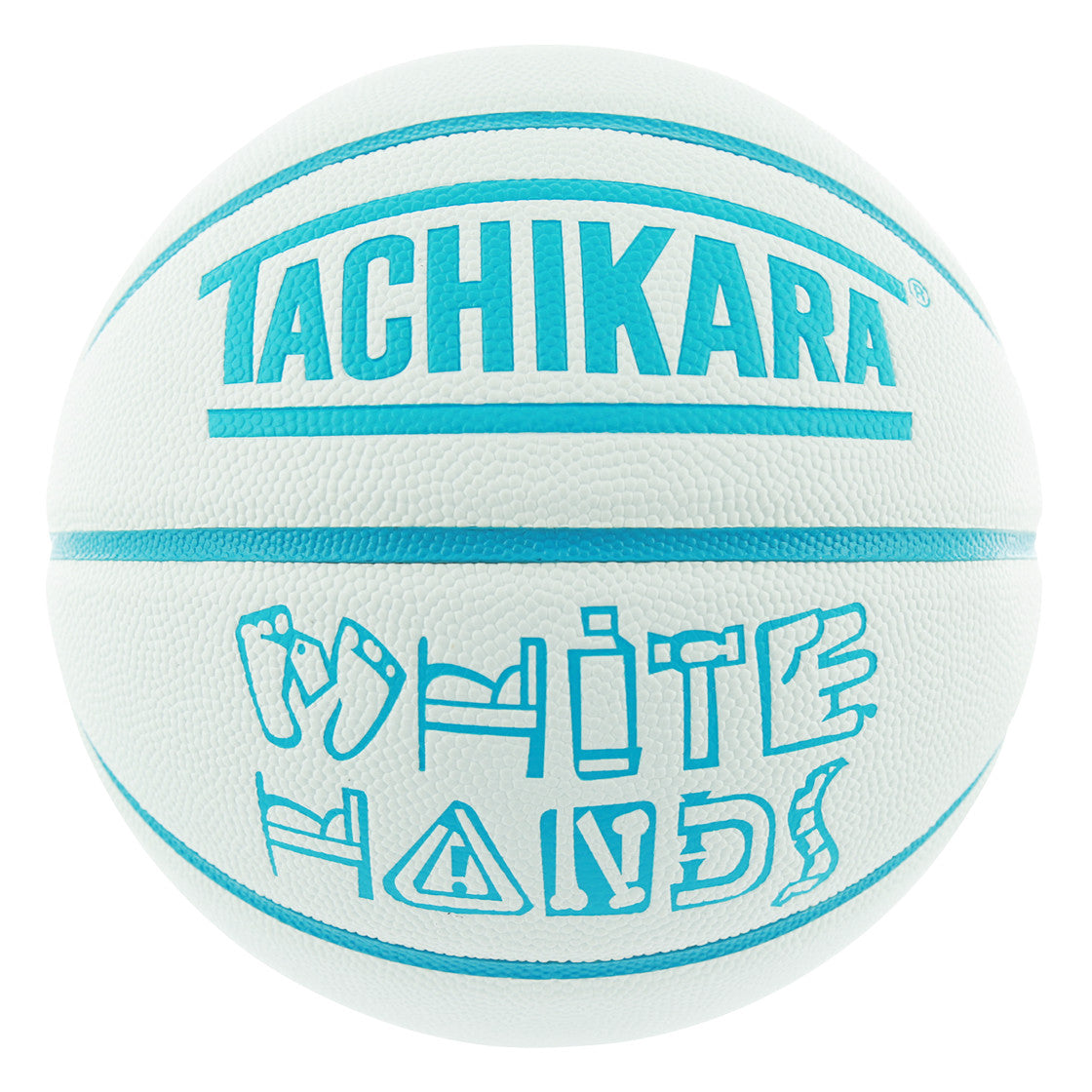 WHITE HANDS -POWDER BLUE-