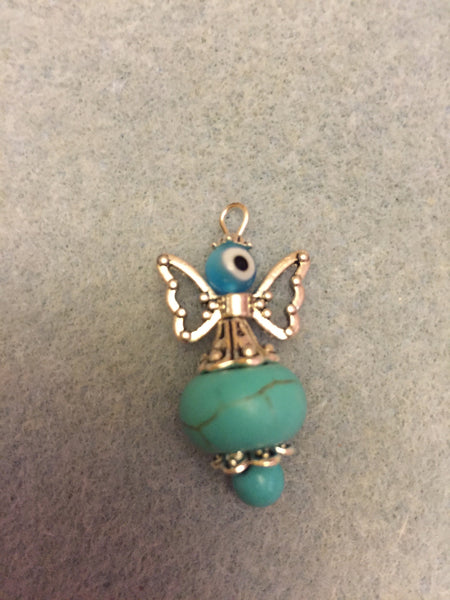 Angel Necklace, Turquoise