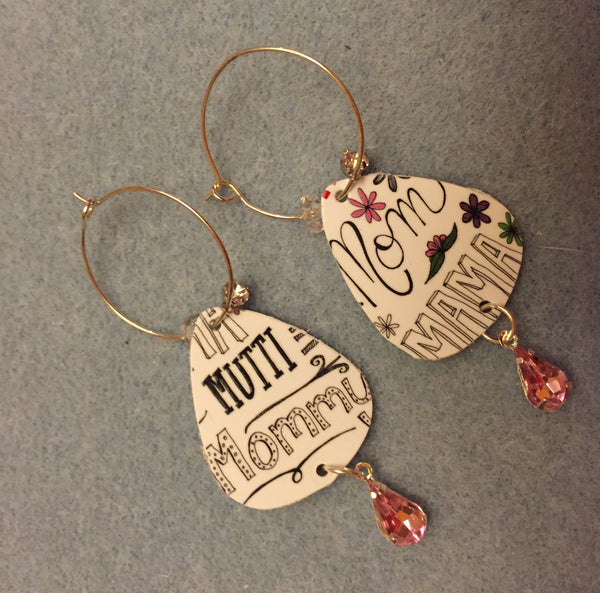 Mother's Day Earrings - Pink
