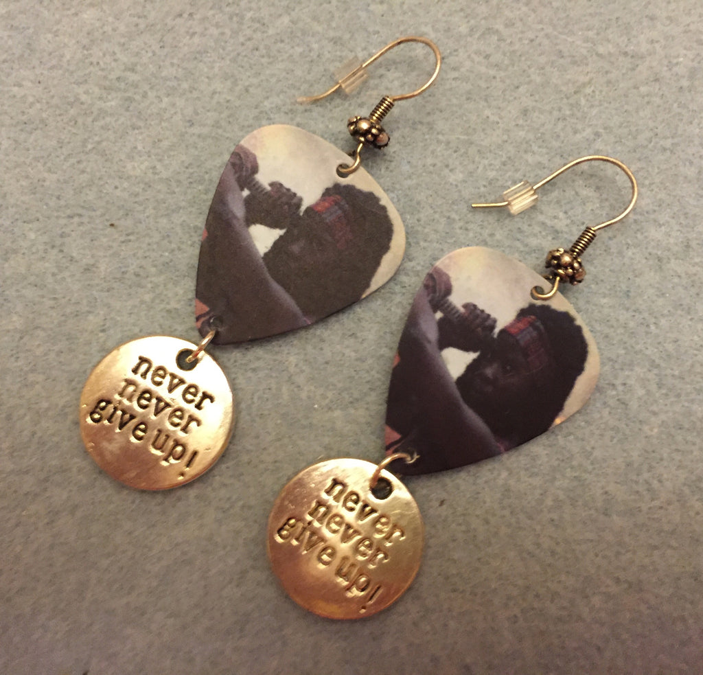 Michonne - Never Give Up Earrings