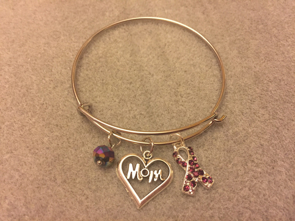 Mom Survivor Bracelet