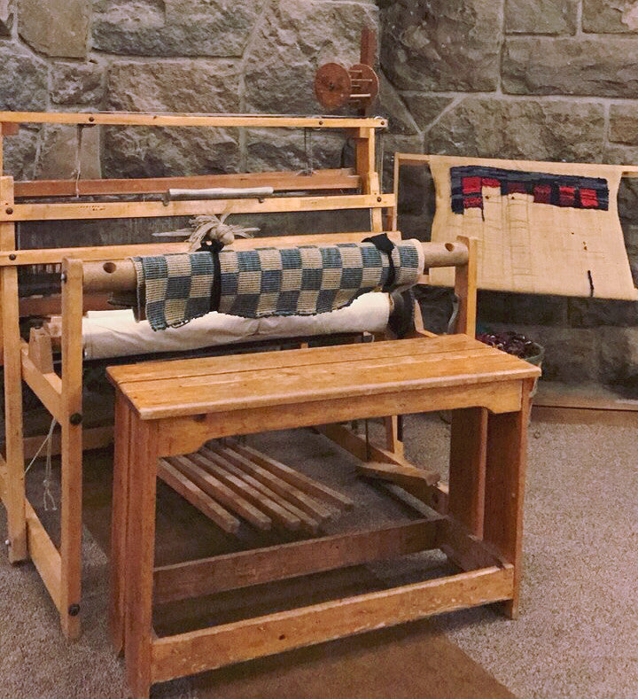 Timberline Lodge loom