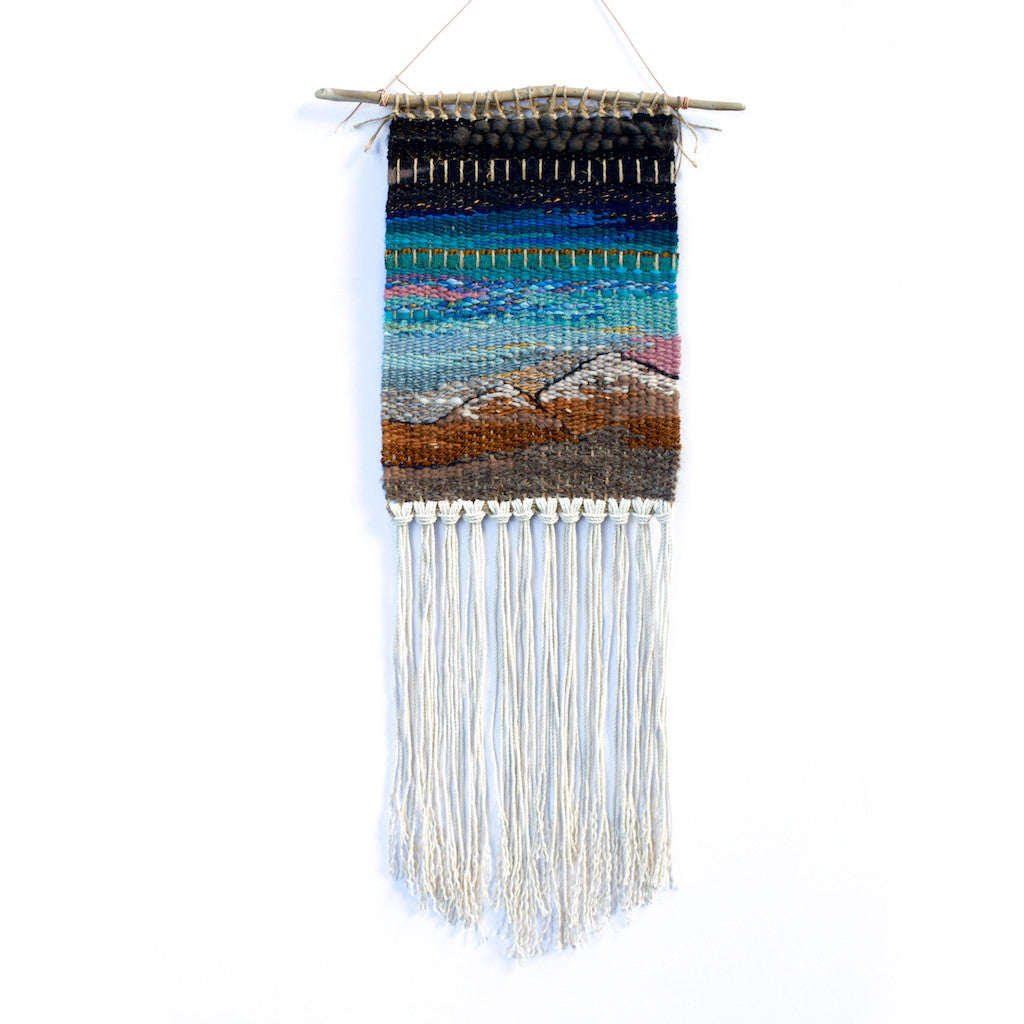 Azure Mountain weaving